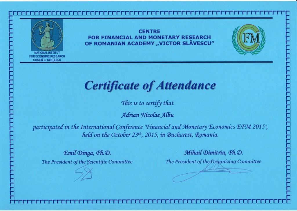 Certificate of Attendance_1
